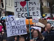 ATSEM Conflans Ste Honorine suppression postes