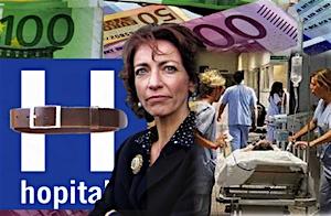 Loi Touraine hôpital économies GHT