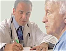 Médecin Patient arrêt de travail