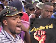 afrique-du-sud-manifestation-etudiants-droits-universite