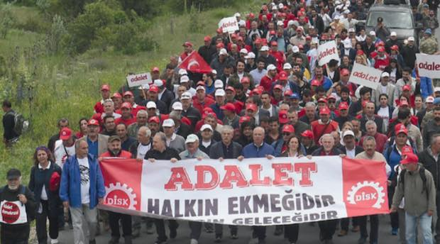 Adalet syndicats