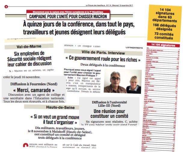 conf 2 décembre collages