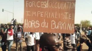 hors du Burkina
