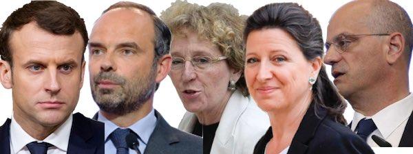 gouvernement Macron