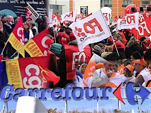 19 mai 2018 – «<em> Ce sont bien 227 magasins qui n'ont pas trouvé de repreneurs et qui fermeront au cours de l'été</em> », a annoncé, samedi, le groupe Carrefour, qui précise que des offres de dernière minute pourront être examinées, si elles sont jugées sérieuses, jusqu'au 4 juin.