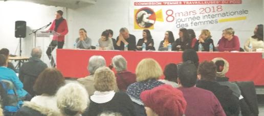 Tribune femmes 10 mars