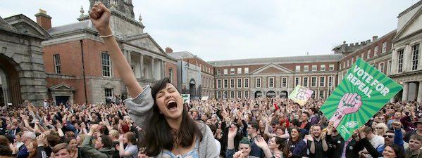 TT141victoire avortement irlande