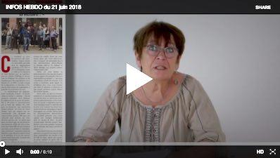 """<b>Les infos hebdo du 21 juin</b> Les minima sociaux, """"un pognon de dingue"""" ? Catacombes de Paris, la victoire d'une grève unie ; le """"magot"""" des retraites sur lequel lorgnent les capitalistes"""